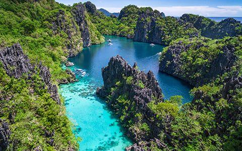 Filipinas está nominada en 5 categorías de los World Travel Awards Asia