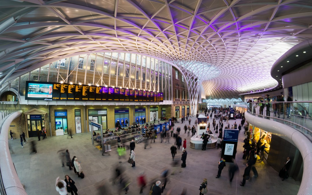Experience the King's Cross Station Philippine Takeover from the 20th to 24th of July