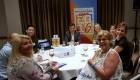 PDOT London exhibit at the Far-East Showcase Roadshow of Travel Bulletin to present the destination to travel agents in Leeds - 4 July