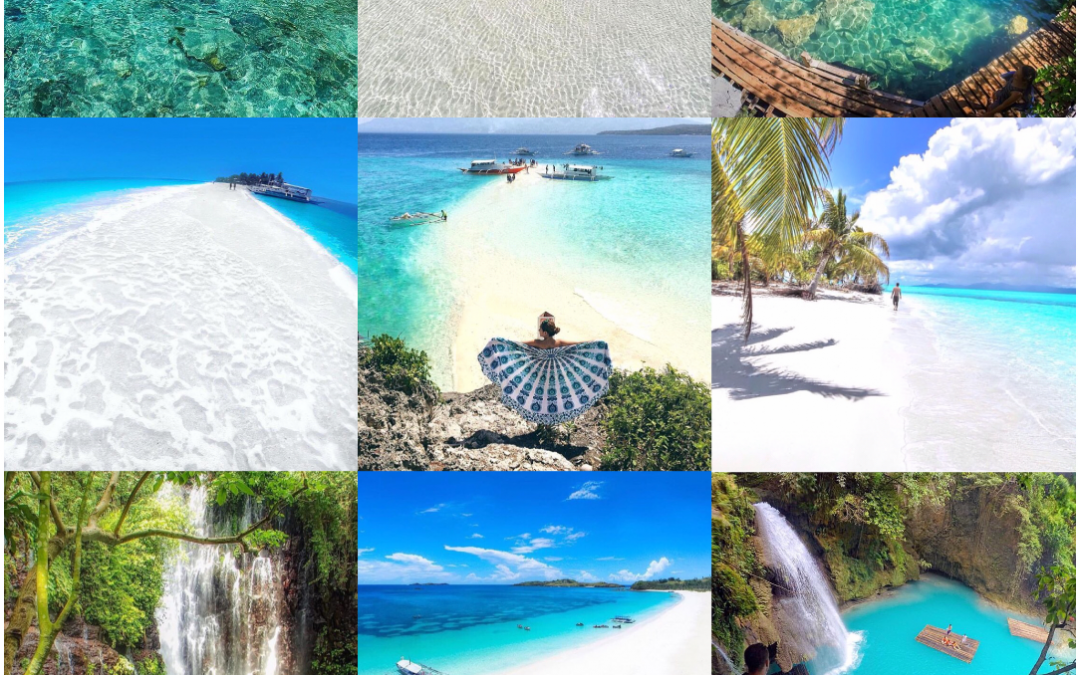 Instagram's Hottest Male Traveller Promotes  Philippine tourism