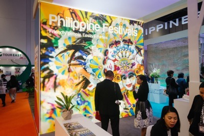 Philippines at World Travel Market  2016